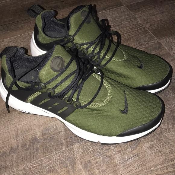 Brand New Nike Air Presto Legion Green